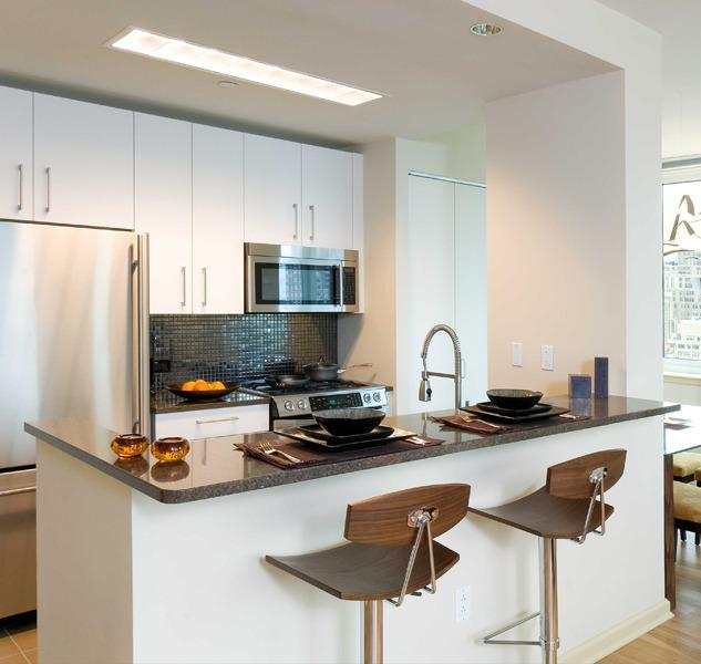 Rental Apartments at 55 West 25th Street  Kitchen
