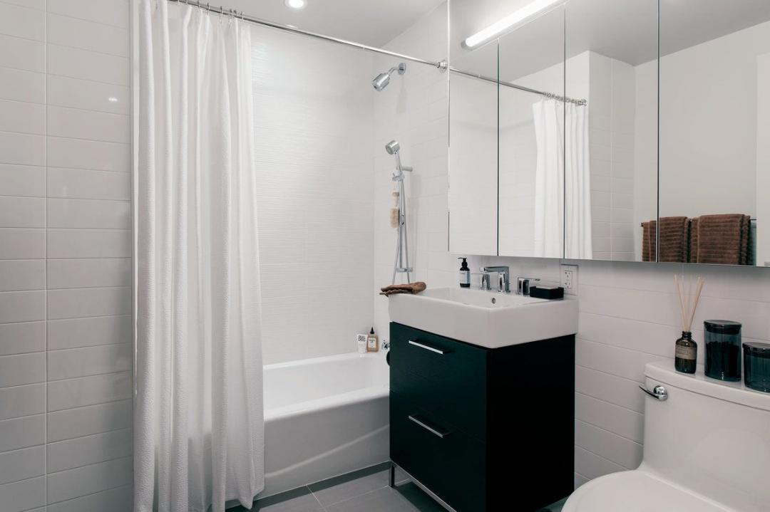 Apartments for rent at  221 West 29th Street in Chelsea - Bathroom