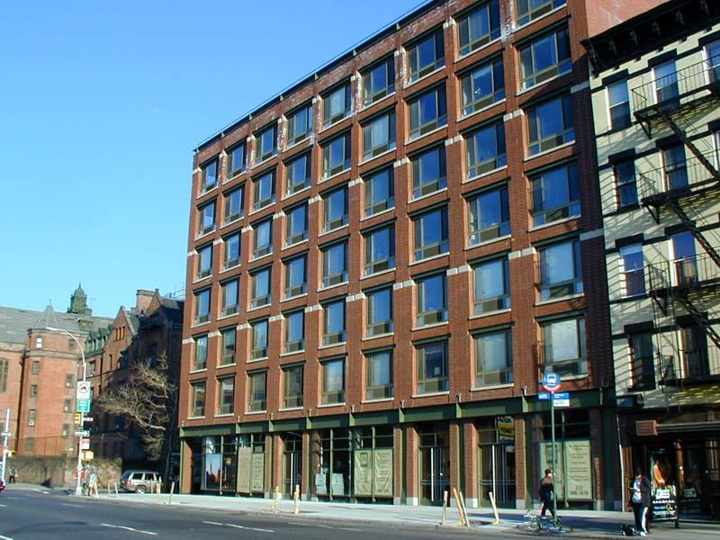 Chelsea Grande NYC main building, 460 west 20 street