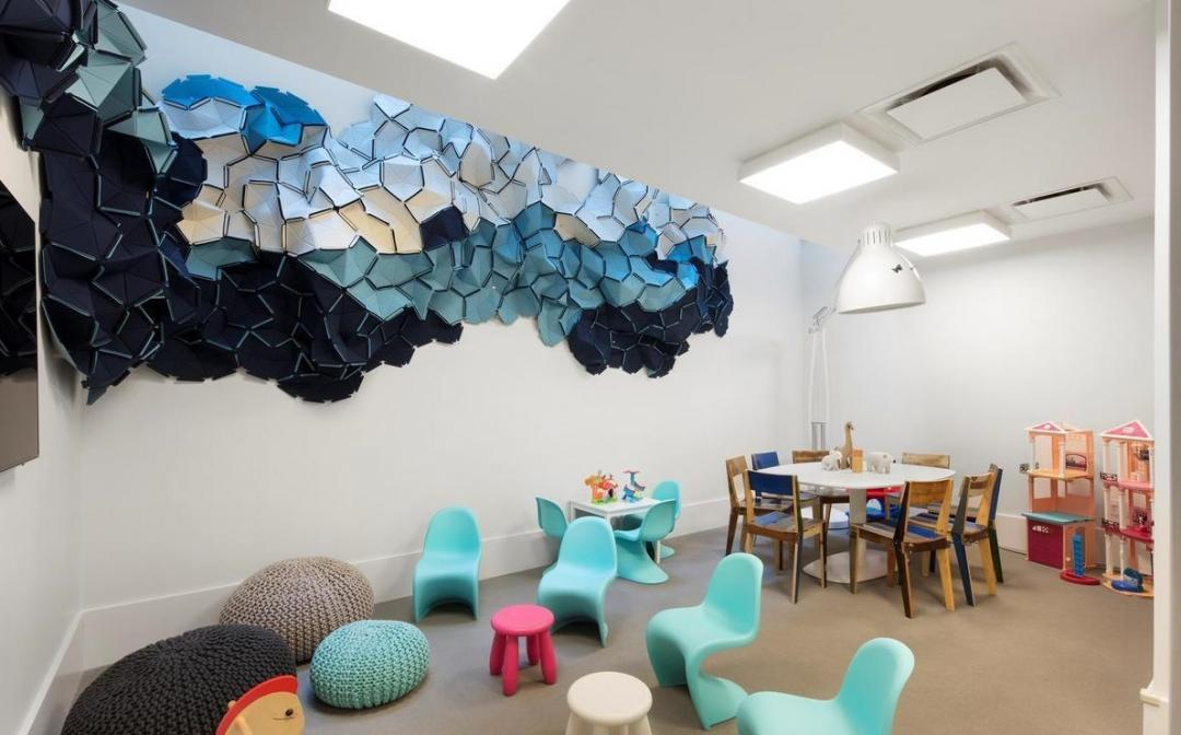 Children's Playroom at Huys - 404 Park Avenue South