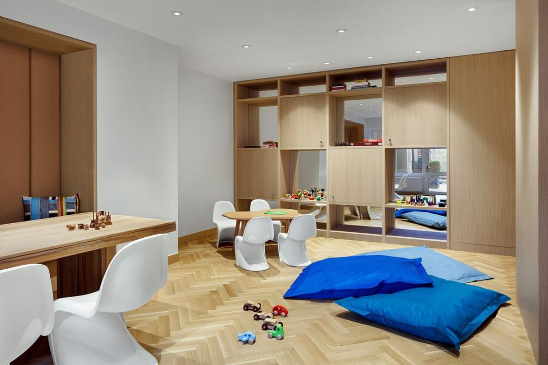 Children's Playroom at 389 East 89th Street