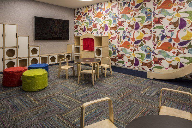 Children's Playroom at 50 United Nations Plaza