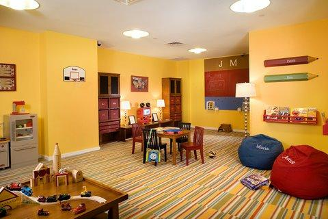 Children's Playroom at Atelier - 635 West 42nd Street