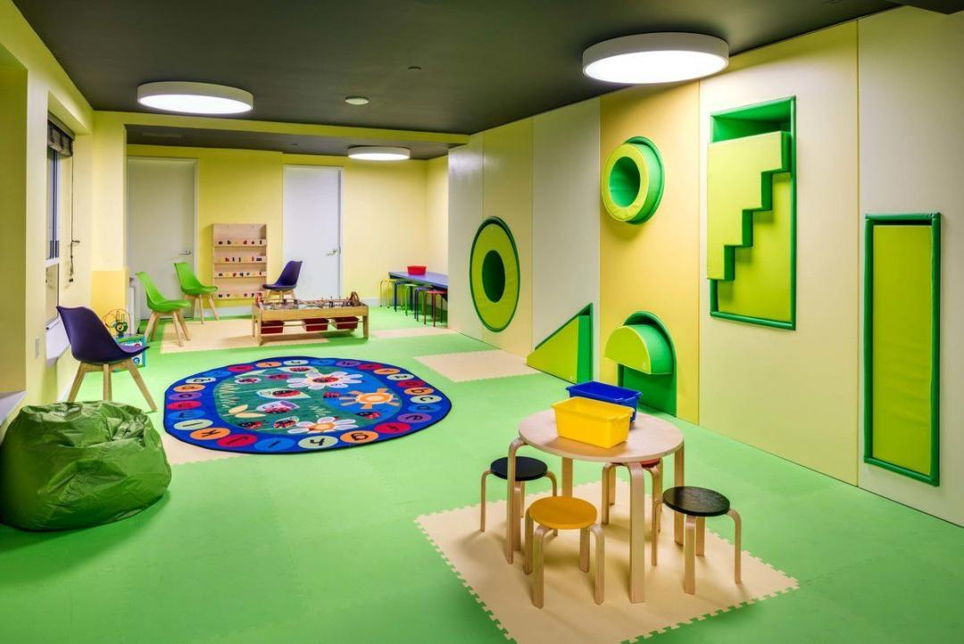 Children's Playroom at Nine52 - 416 West 52nd Street