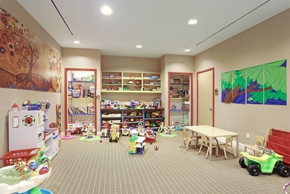 Children's Playroom at Trump Place - 120 Riverside Boulevard