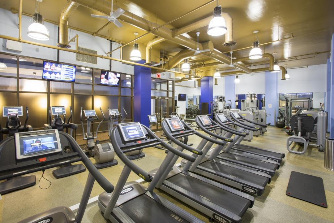 Fitness Center at 229 Chrystie Street in Manhattan