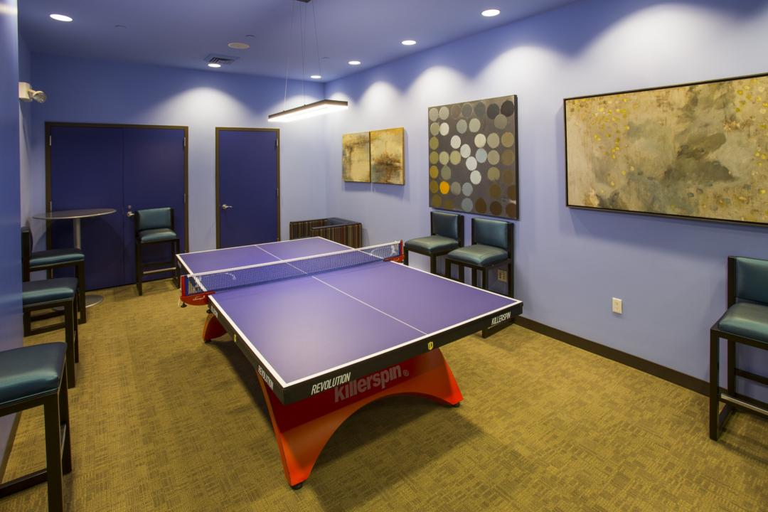Ping Pong Room at 229 Chrystie Street in Lower East Side