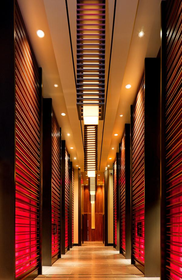 Corridor The Setai - Luxury Condos