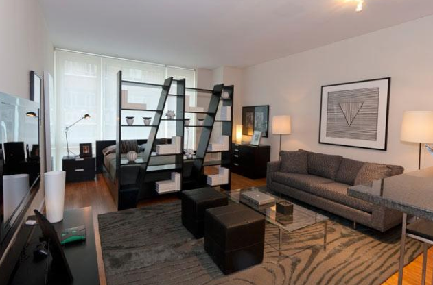 Crystal Green Studio - Midtown Luxury Rentals NYC