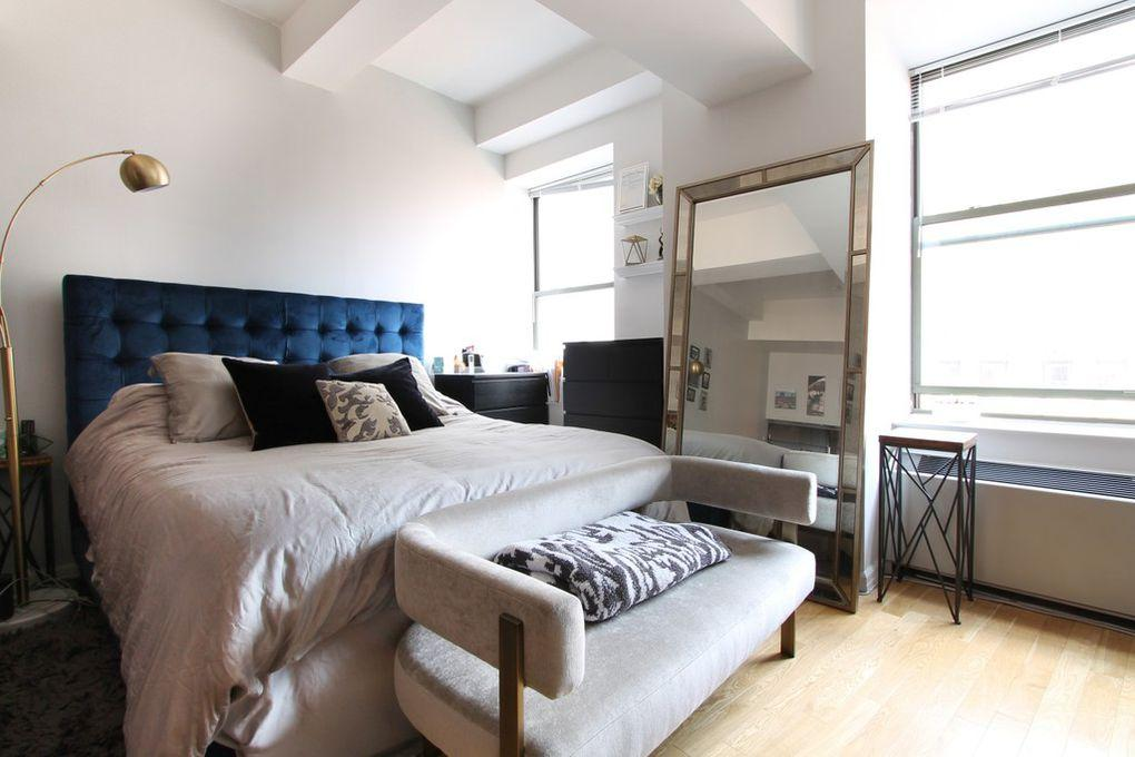 99 John Street Bedroom - NYC Condominiums for Rent
