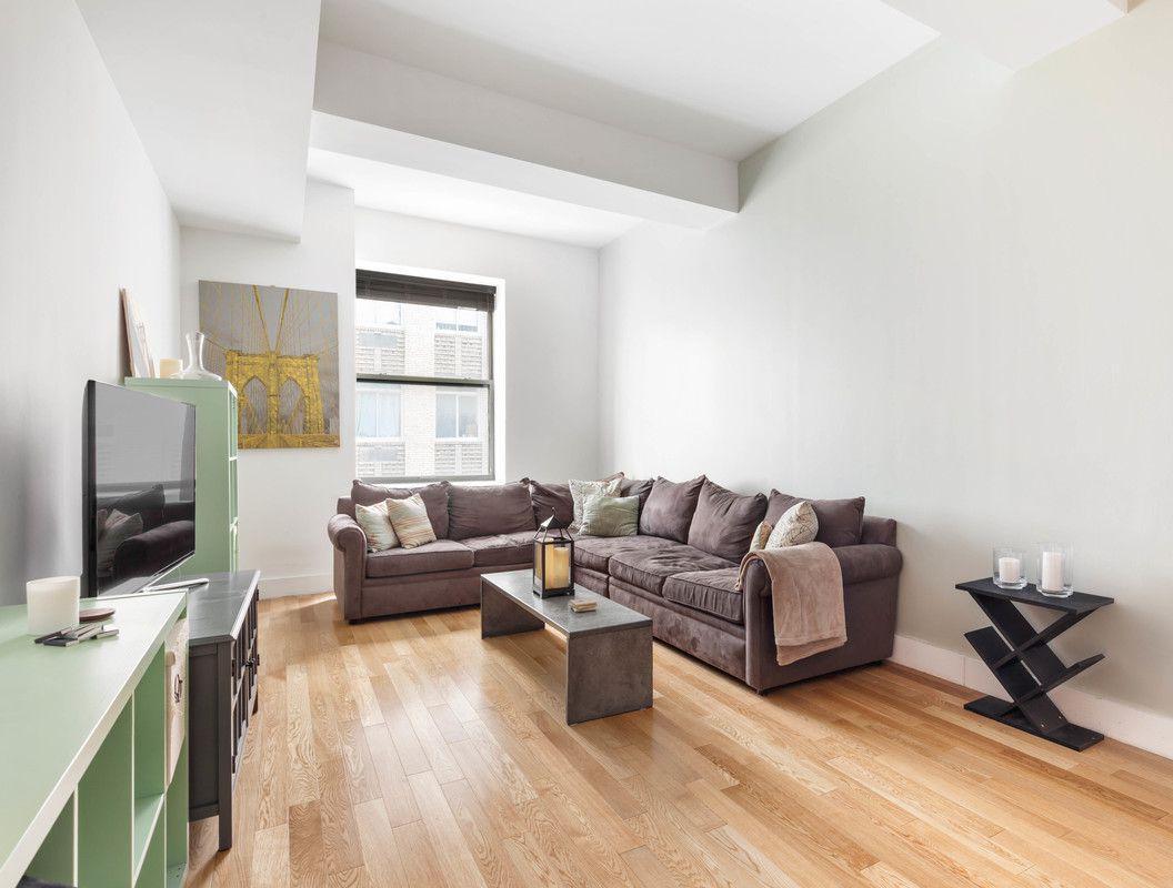 99 John Street Apartments for Rent - Living Room