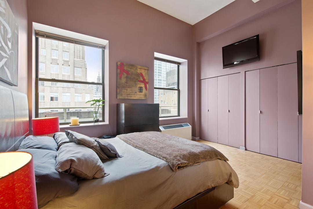 Bedroom - Deco Lofts Financial District
