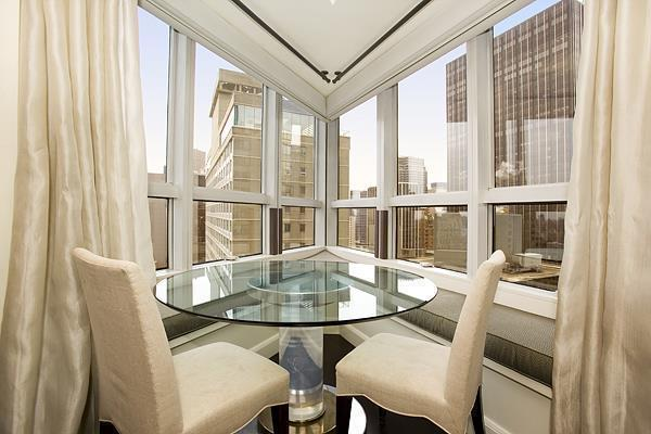 Metropolitan Tower Condominiums for Rent - DIning Area