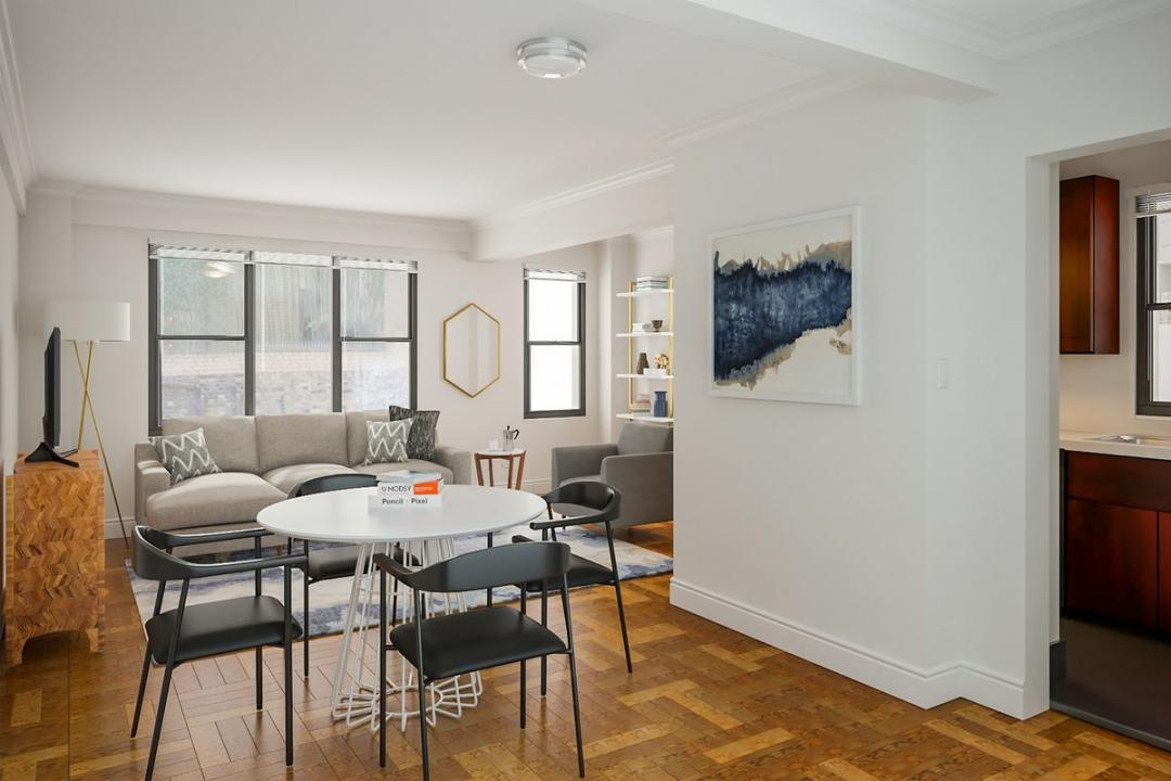 Dining Room at 4 East 89th Street