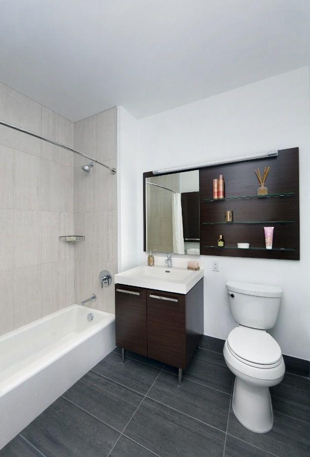 Apartments for rent at Eagle Lofts - Bathroom
