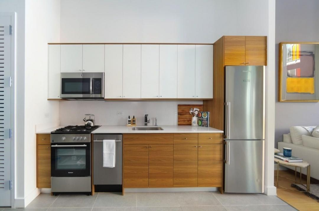 Apartments for rent at Eagle Lofts - Kitchen