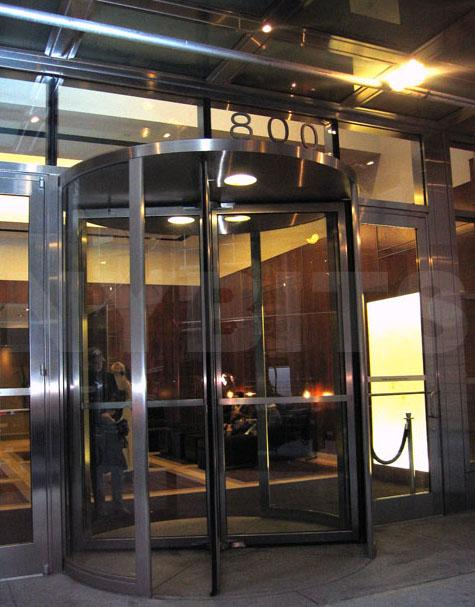 800 Sixth Avenue Entrance - Chelsea Rental Apartments