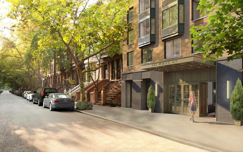 101 West 87th Street Apartments For Rent In Upper West
