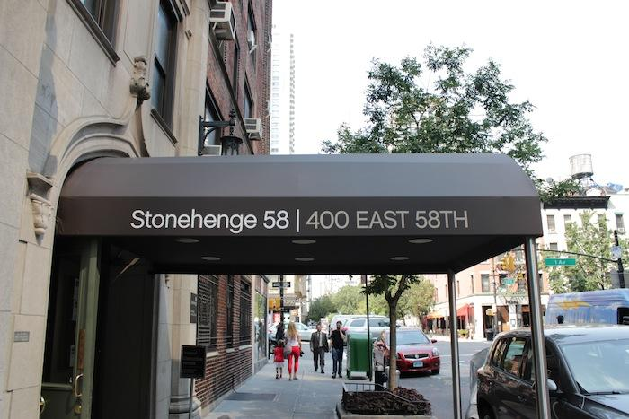 Entrance at Stonehenge 58 - 400 East 58th Street