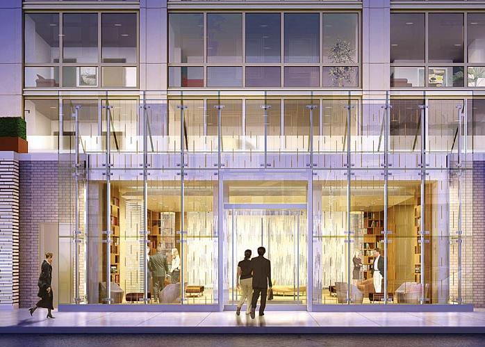 Twenty 9th Park Madison Entrance - Murray Hill NYC Condominiums