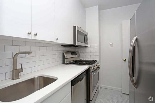 Kitchen at Falcon Tower - NYC Rental Apartments