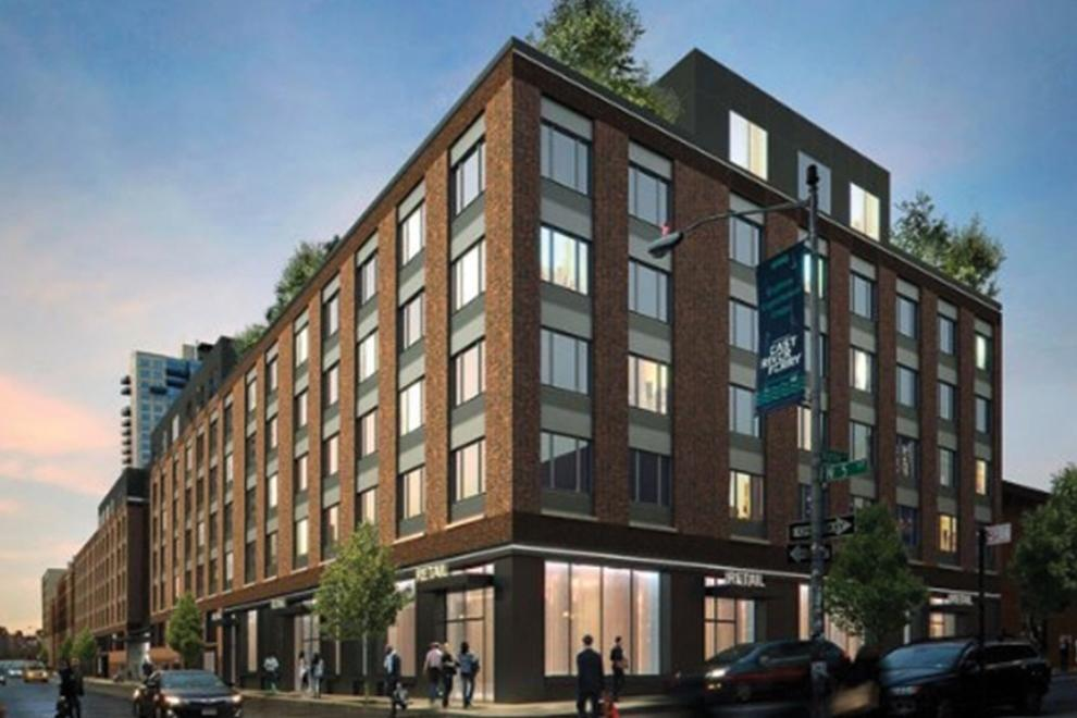 Apartment for rent at Fifth & Wythe