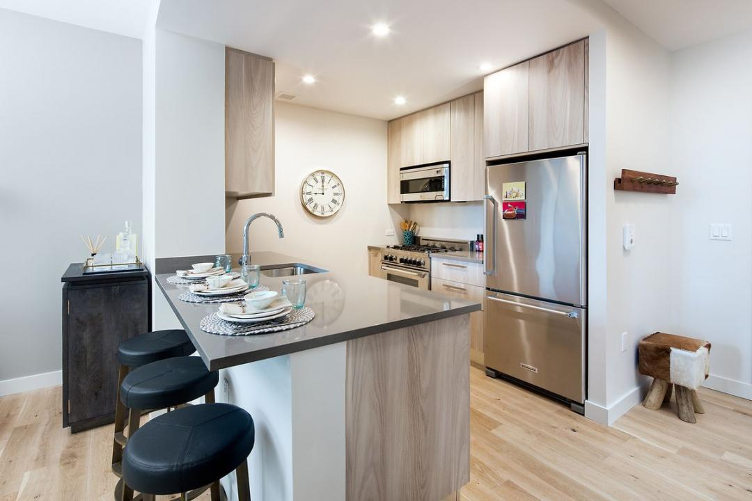 Kitchen at Fifth & Wythe
