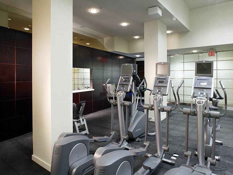 Fitness Center- Avalon Bowery Place