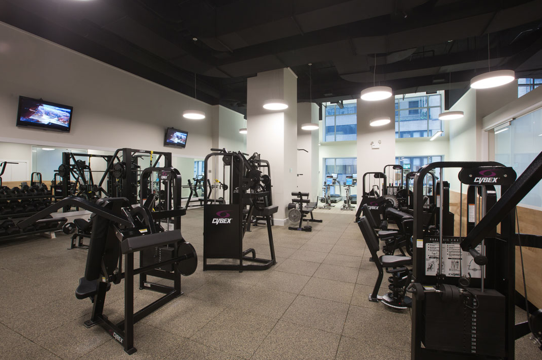 150 East 44th Street Gym - NYC Rental Apartments