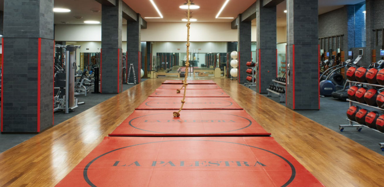 Rentals at 50 Riverside Boulevard in NYC - Fitness Center