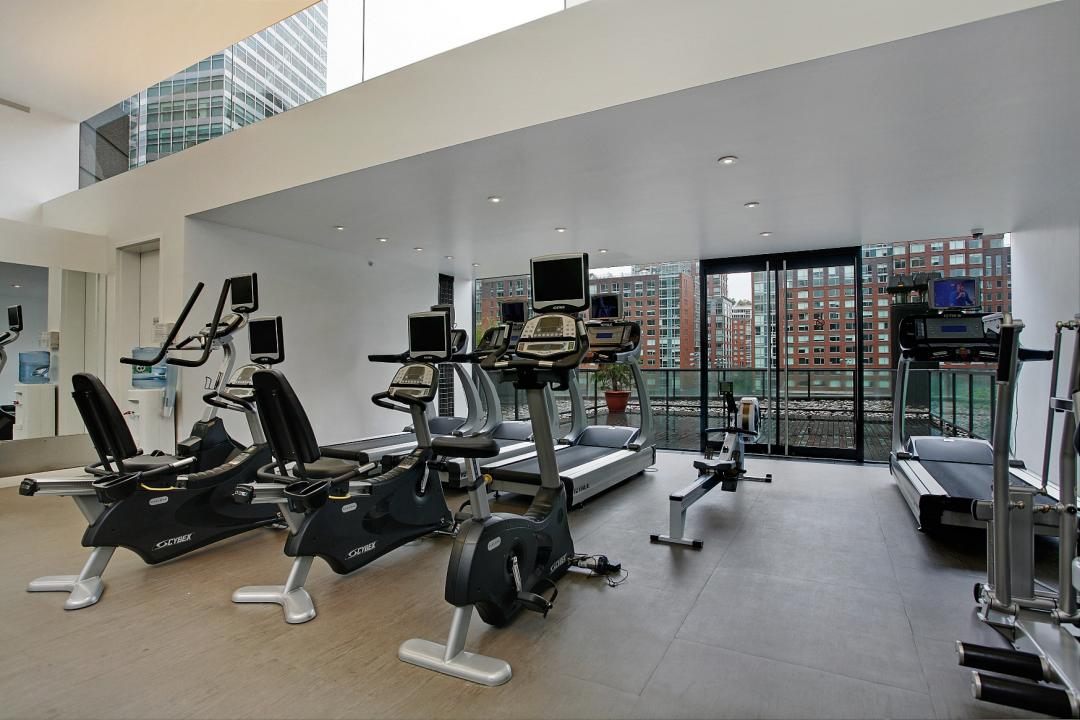 Fitness Center - 101 Warren street - NYC