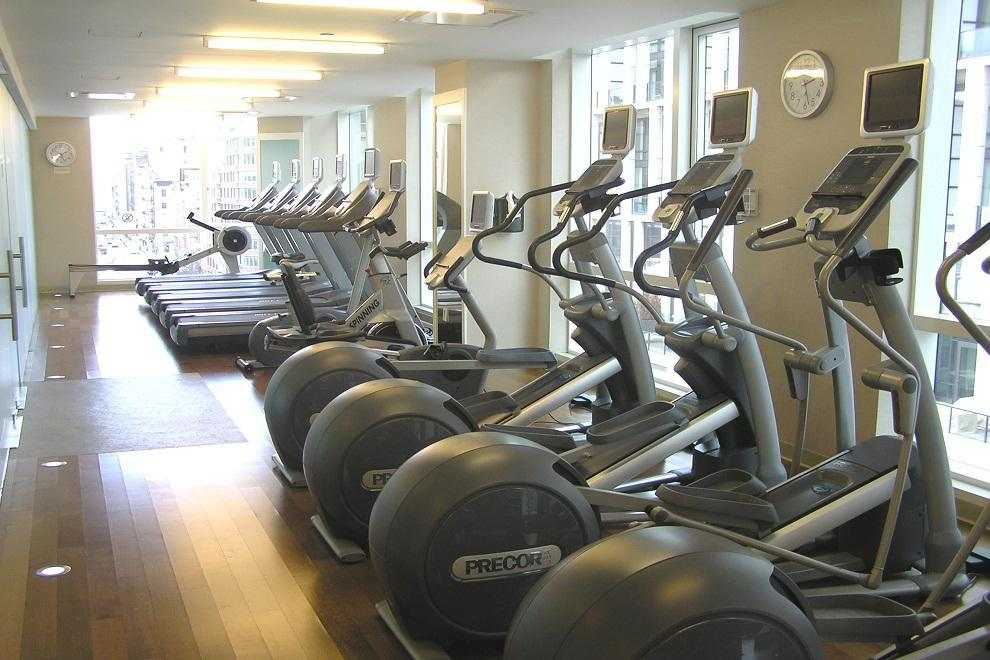 200 Chambers Street Gym - Manhattan Condos for Rent