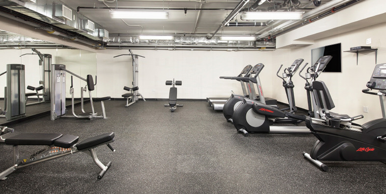 Fitness Center - 373 Wythe Avenue - Williamsburg
