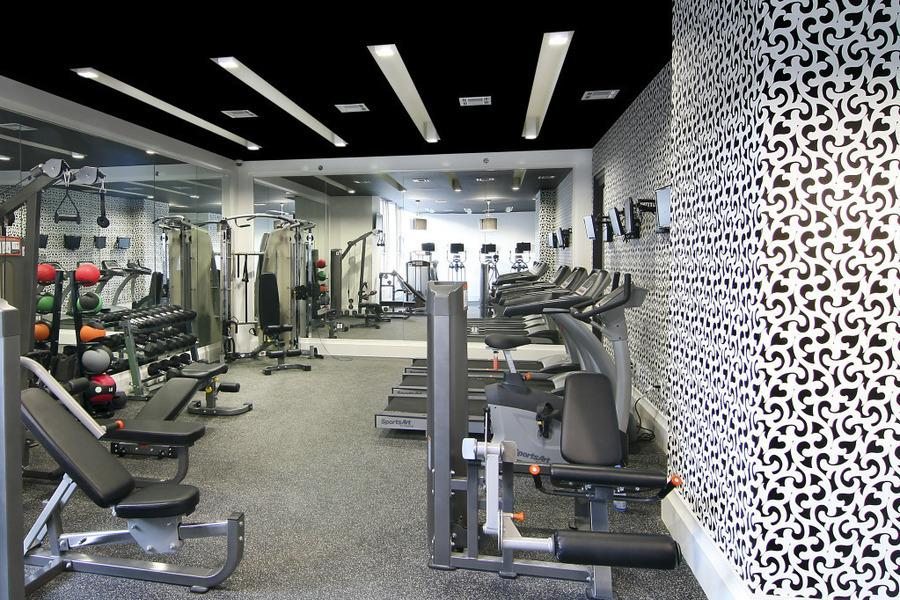 Fitness Center - 220 North 10th Street - Condominiums For Rent