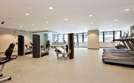 The Fitness Center The Setai - Condos For Rent
