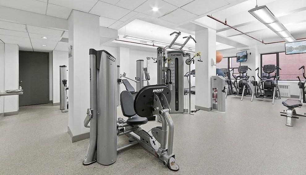 Fitness Room at The Mayfair - 145 Fourth Avenue