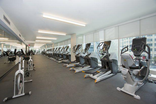 Fitness Room at 43-25 Hunter Street - Hayden
