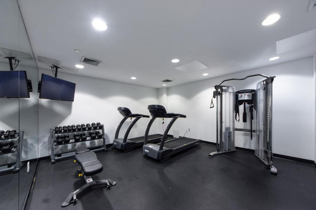 Fitness Room at Madison Park Tower - 49 East 34th Street