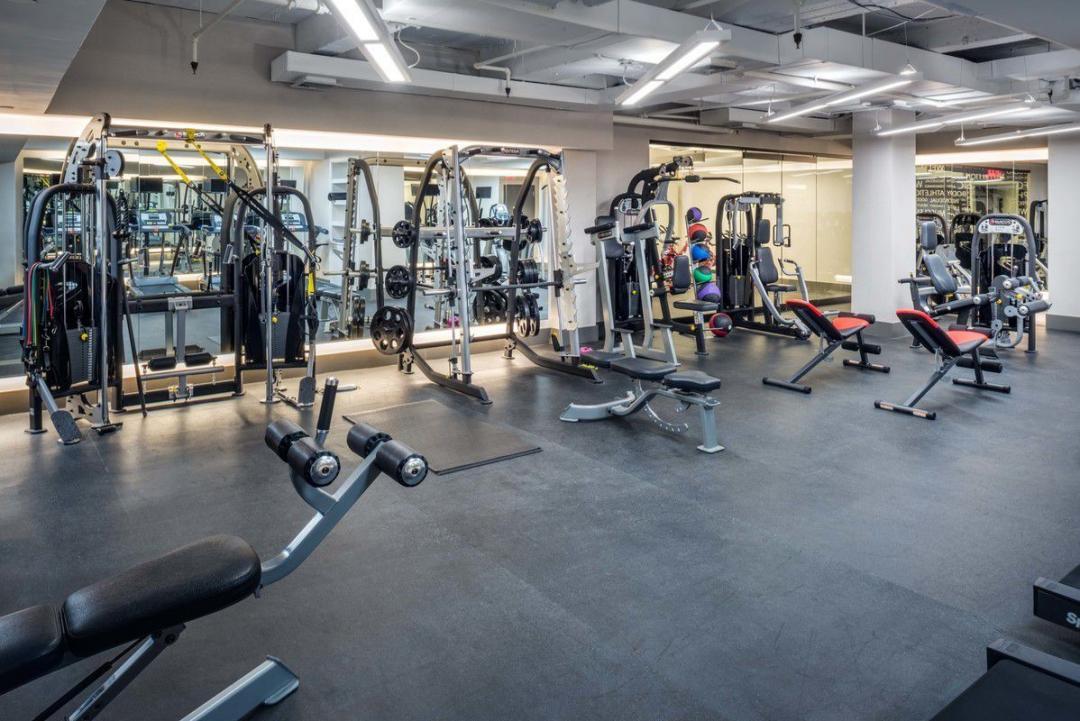 Fitness Room at Nine52 - 416 West 52nd Street