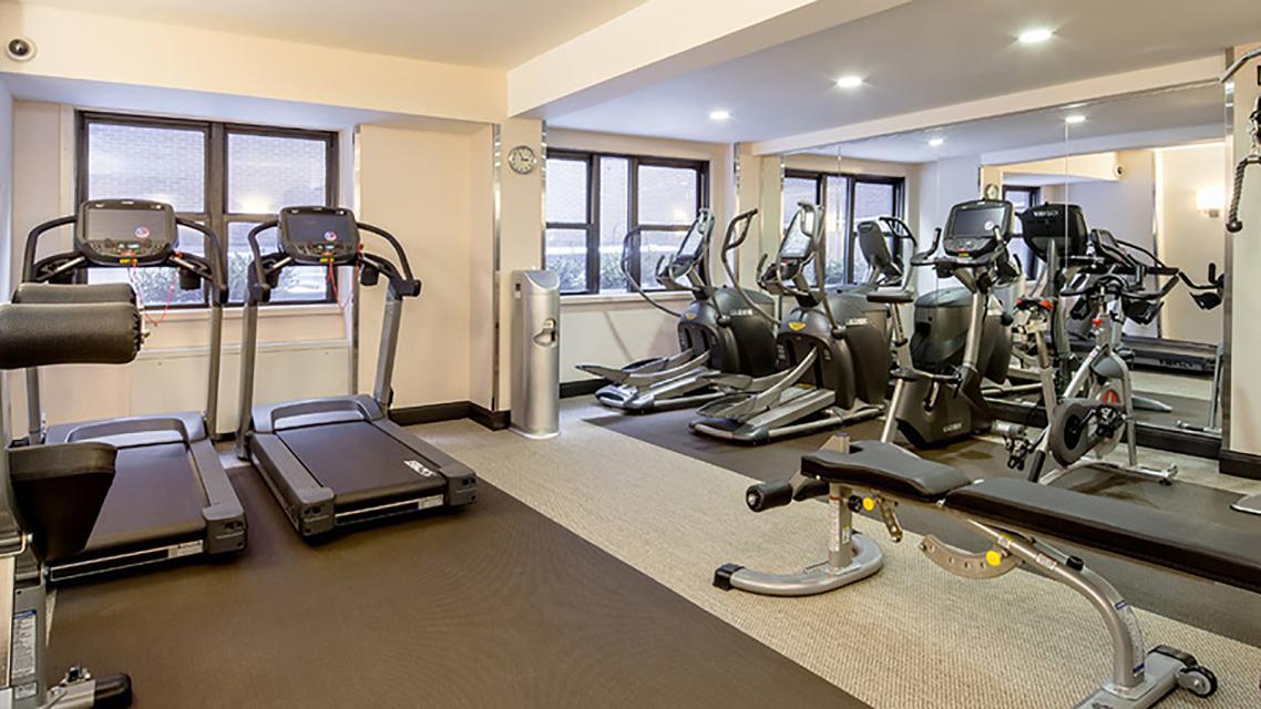 Fitness Room at Renoir House - 225 East 63rd Street