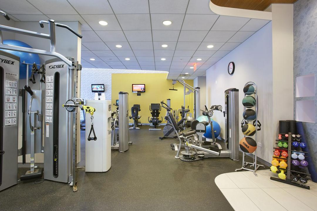 Fitness Room at The Belaire - 524 East 72nd Street