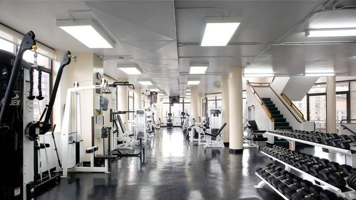 Fitness Room at The Columbia - 275 West 96th Street
