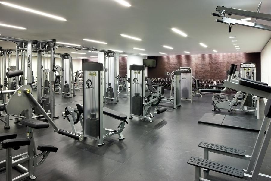 Fitness Room at The Laurel - 400 East 67th Street