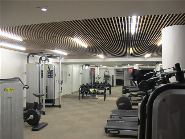 Fitness Room at The Leonard - 101 Leonard Street