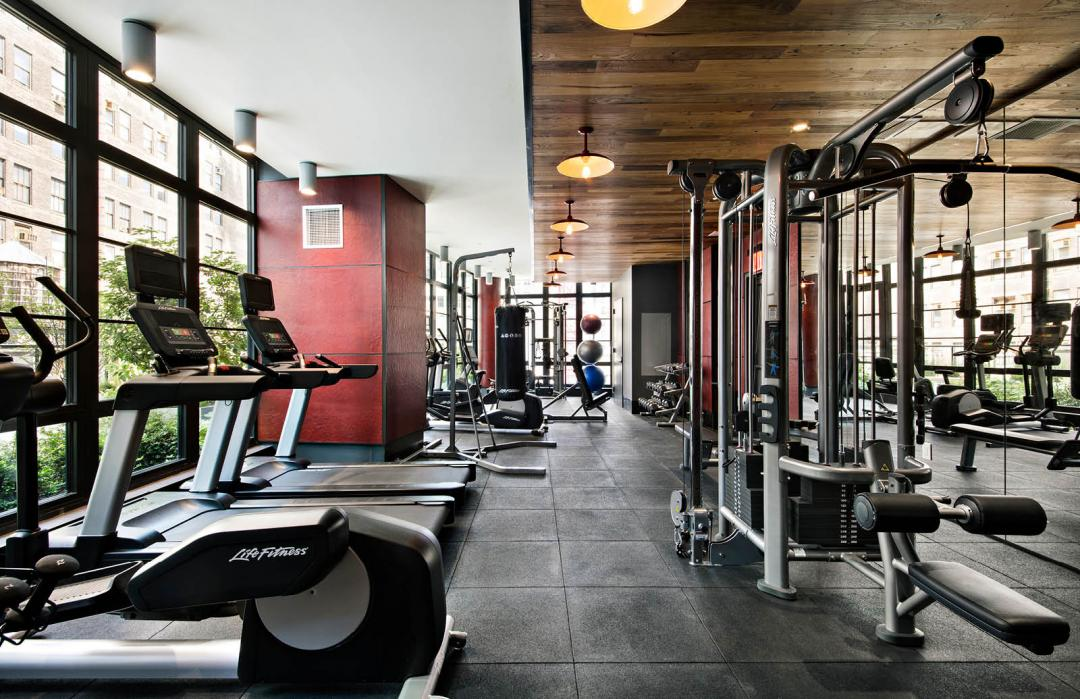 Fitness Room at The Noma - 50 West 30th Street