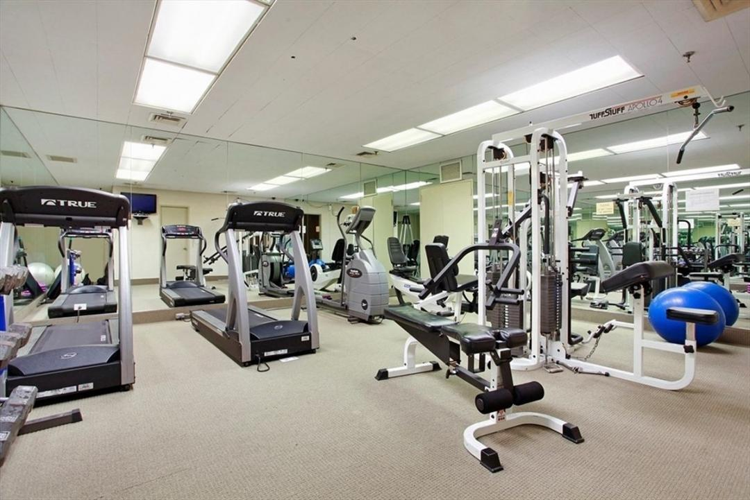 Fitness Room at The Stanford - 45 East 25th Street