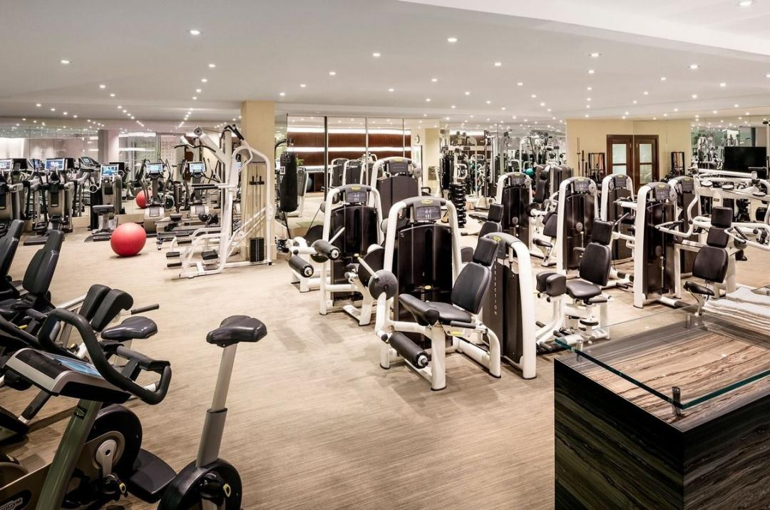 Fitness Room at Trump International - 1 Central Park West