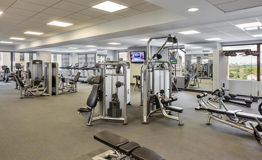 Fitness Room at Trump Tower - 721 Fifth Avenue
