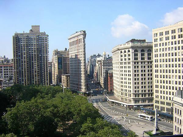 View from 225 Fifth Avenue Apartments