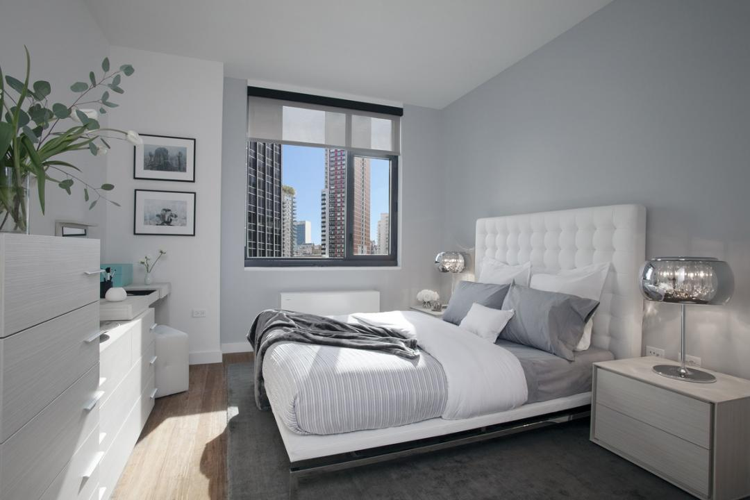 Apartments for rent at Frontier in Manhattan - Bedroom